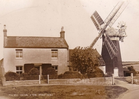 Stow Mill, 1910