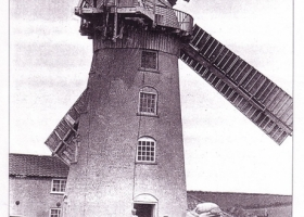 As a working mill