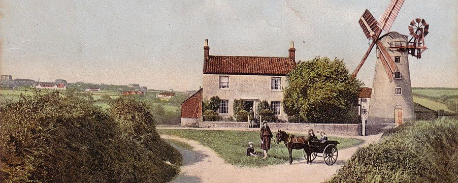 Stow Mill, Mundesley